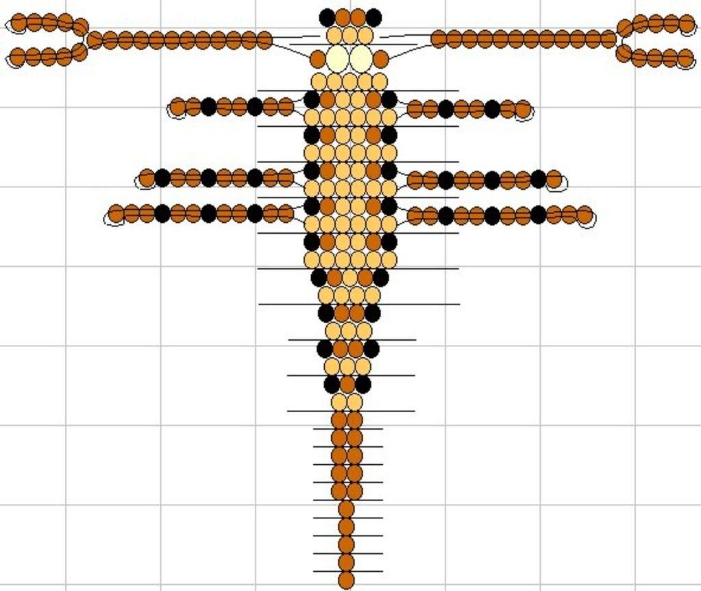 Dec 18, 2013 - biCer.ru - бисер, схемы бисероплетения. .  Схемы плетения изделий из бисера, статьи и мастер-классы...